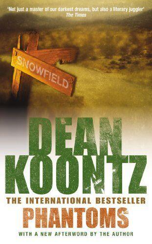 Phantoms By Dean Koontz. 9780747235248