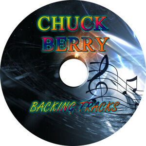 CHUCK-BERRY-GUITAR-BACKING-TRACKS-CD-BEST-GREATEST-HITS-MUSIC-PLAY-ALONG-ROCK