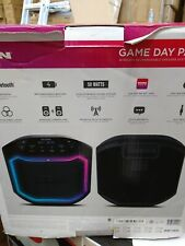 Ion Audio Game Day Lights Portable Bluetooth Speaker For Sale Online Ebay