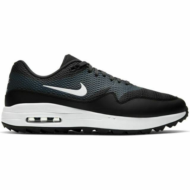 ganancia Limo lanza  Size 12 - Nike Air Max 1 Golf Black Anthracite for sale online | eBay