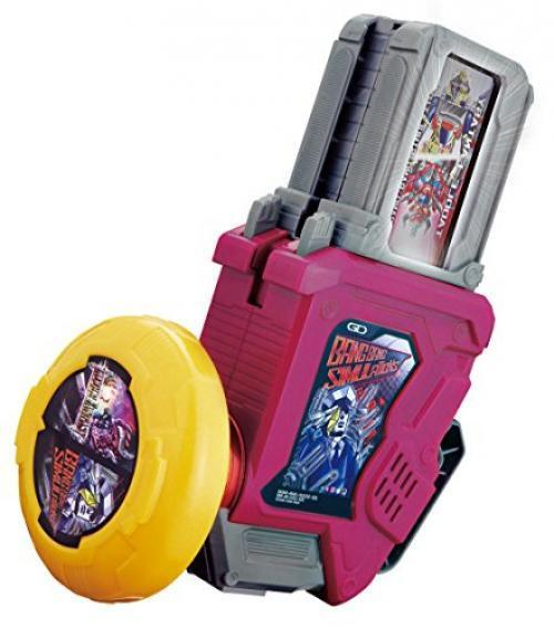 Kamen Rider Exaid Makeover Game DX Gashat Gear Japan b Dual