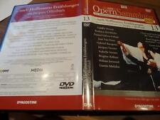 Jaques Offenbach DVD + Heft nach Hoffmanns Erzählungen ♥ Oper Lyon Opernsammlung