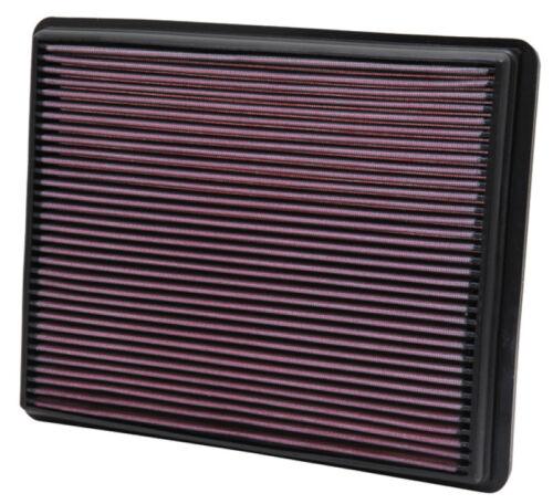 K/&N 33-2129 Replacement Air Filter 1999-2019 Silverado Sierra 1500