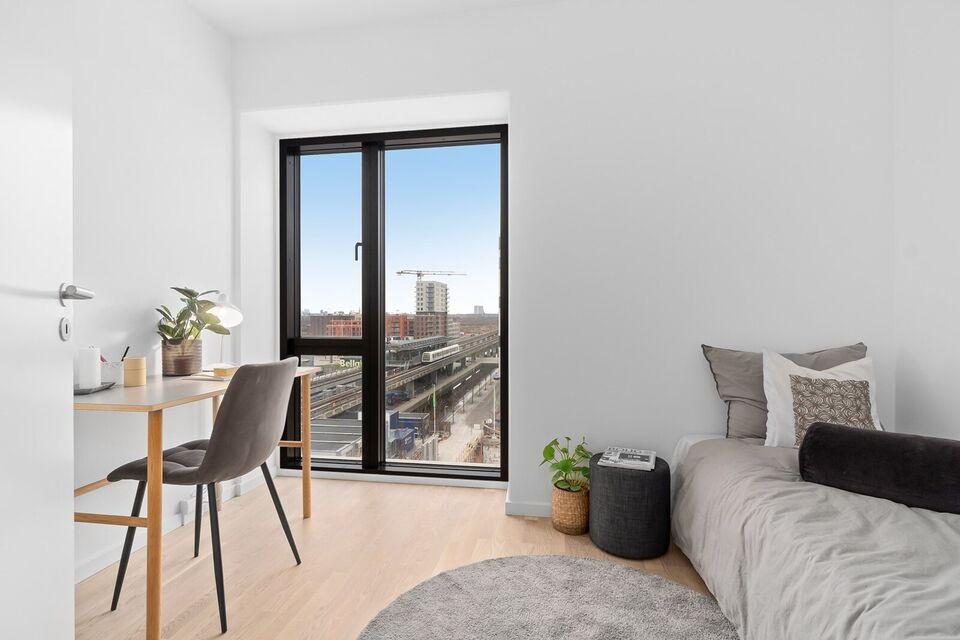 2300 vær. 4 lejlighed, m2 103, Ørestads Boulevard