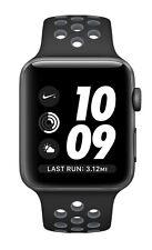 apple nike watch series 2. apple watch series 2 42mm nike aluminum space grey case black/gray