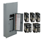 200 Amp 20-Space 40-Circuit Indoor Main Breaker Panel Box with Cover Electrical