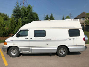 2001 Great West Van Class B (Campervan) - Excellent Condition