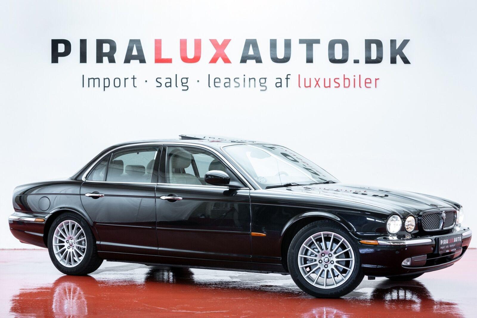 Jaguar XJ6 3,0 Deluxe aut. 4d - 199.900 kr.