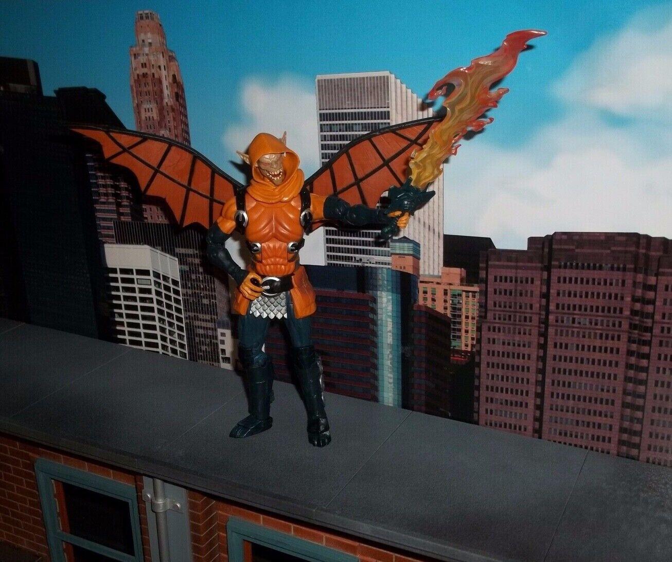 MARVEL LEGENDS SERIES Ultimate Spider-man Wave Duende Build-a-Figura Baf