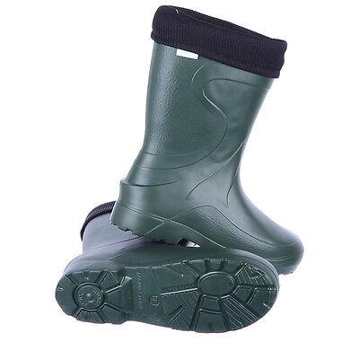 Femmes Thermique 30 C Léger Eva Wellies Wellington Bottes de pluie femme Verona | eBay