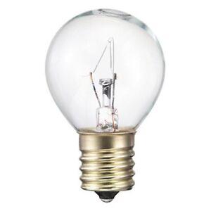 3 25watt 25w S11 Int Base High Intensity Lava Lamp Light Bulbs