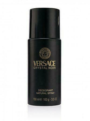 5 Women Ml Deodorant 150 Crystal Noir Versace For Oz Item Spray 3 dCrBexoW