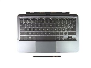 Dell-Latitude-11-5179-Keyboard-K12M-Battery-BELGIAN-AZERTY-Mini-Active-Stylus