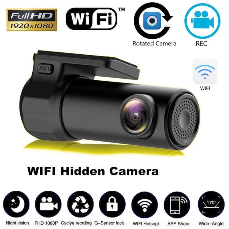 HD 1080P Car DVR Camera DashCam Video Recorder Black Night Vision G sensor B KS