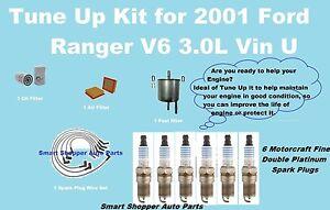 tune up kit for 2001 ford ranger v6 3 0l spark plug wire. Black Bedroom Furniture Sets. Home Design Ideas