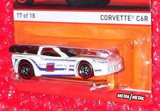 Hot Wheels Redline #17  CORVETTE C6R  CFN88-D710