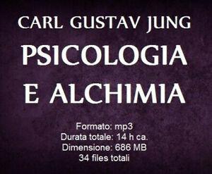 Audiolibro-mp3-PSICOLOGIA-E-ALCHIMIA-Carl-Gustav-Jung-audiobook-file-digitale