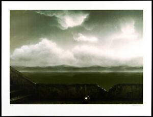 Fotorealismus-1977-Serigraphie-Jochen-SCHIMMELPENNING-1948-D-handsigniert