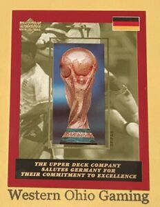 1994-FIFA-World-Cup-USA-94-The-Upper-Deck-Company-Salutes-Germany-Soccer-Card
