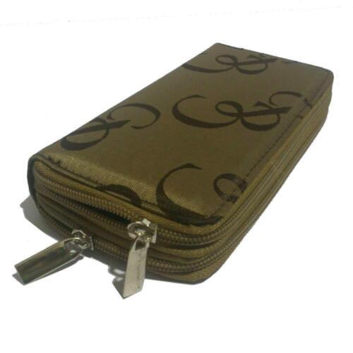 Porte-monnaie Portmonai Sac voyages grise Wallet Femmes Porte-monnaie Portefeuille