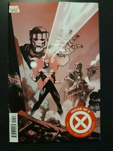 HOUSE OF X #1 1:10 VARIANT BY MIKE HUDDLESTON 7//24//19 OF 6