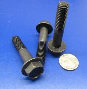 Flanged-Cap-Screw-Bolt-Steel-10-9-Metric-PT-M10-x-1-5-x-50-mm-Length-20-Pc