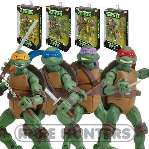 Teenage Mutant Ninja Turtles TMNT Classic Collection - Secret of the Ooze 6-Inch