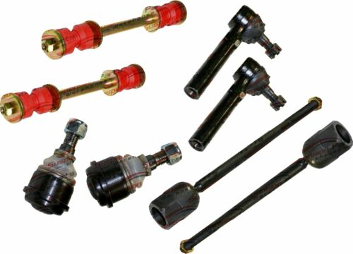 Kit Steering Parts Ford Mustang Lower Ball Joint Stabilizer Bar Link Tie Rods