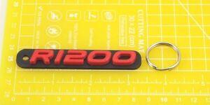 BMW-R-1200-R1200-plastic-keyring-Keychain-Porte-Cles-keyholder-motor