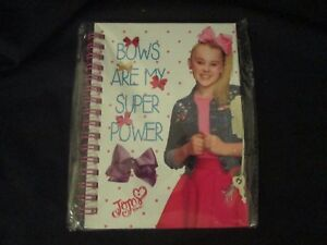 Image is loading JOJO-BOW-Lockable-Diary-BRAND-NEW-JoJo-Siwa- 13aa591a1