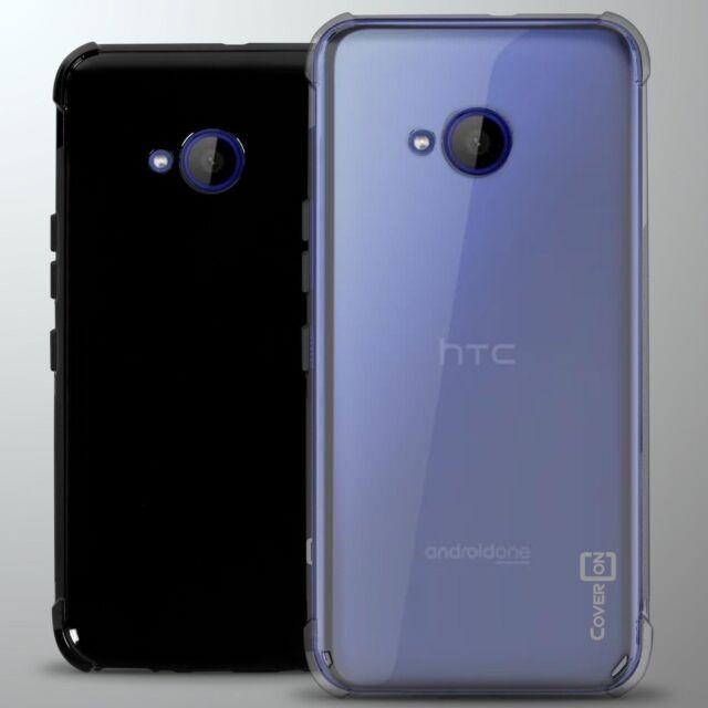 pretty nice 6507a 57d87 For HTC U11 Life Case Slim Fit Flexible TPU Rubber Gel Phone Cover