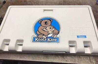 Koala Bear Kare Baby Diaper Changing Station Horizontal Pn
