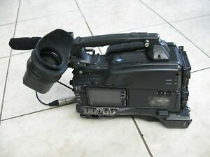 Sony-HD-XDCAM-PDW-350-Camcorder-body-only-w-viewfinder-mic