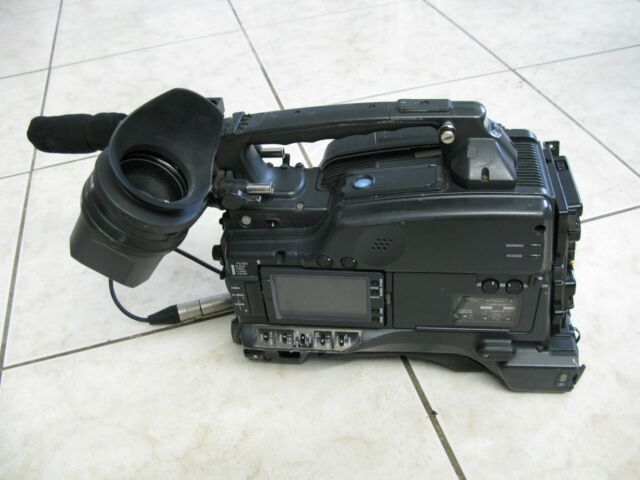 Sony HD XDCAM PDW-350 Camcorder (body only) w/viewfinder, mic