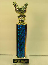 Chicken Wings Chicken Cookout BBQ Award Trophy FREE Engraving Shipped 2 Day Mail