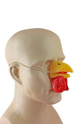 Chicken Costume Colonel Glasses Nose Tie Beard Glasses Kentucky Fast Food Kit