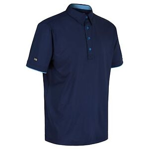 G-Mac-by-Kartel-Limited-Edition-Golf-Polo-White-Stone-Navy-S-M-L-XL-XXL-New
