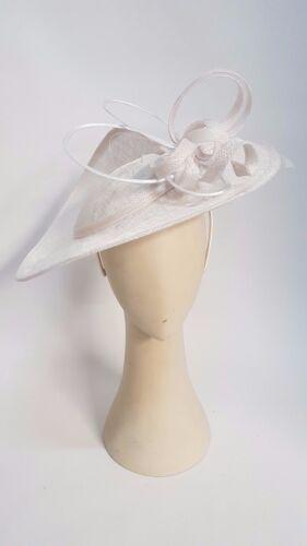 Cup//Race Wear Wedding Fascinator Hatinator