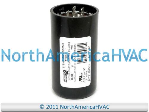Motor Start Capacitor 88-108 MFD 330 VAC MARS2 11962