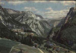 NORWEGEN-Norge-Norway-1940-50-Postcard-MITCO-Nr-343-STALHEIM-Ansichtskarte