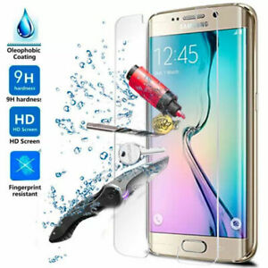 2X-Tempered-Glass-Protective-Screen-Protector-Film-For-Samsung-Galaxy-S9-S8-S7