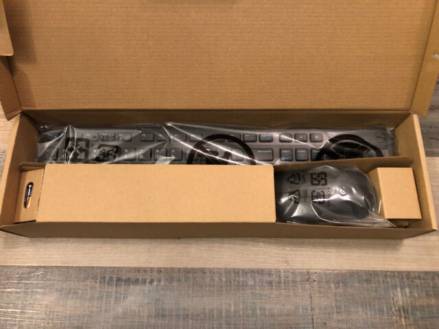 Dell KM636-BK-US Wireless Keyboard & Mouse Combo - Brand New Sealed