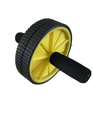 AB WHEEL Stamina Abs Roller Core Builder Exercise Ab Toner Padded Handles