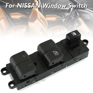 FRONT-RIGHT-WINDOW-LIFTER-REGULATOR-SWITCH-for-NISSAN-NAVARA-QASHQAI-New