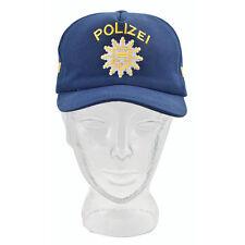 Kinder Polizeicape 5527 Basecap Kids-Shirt Kopfbedeckung Polizei