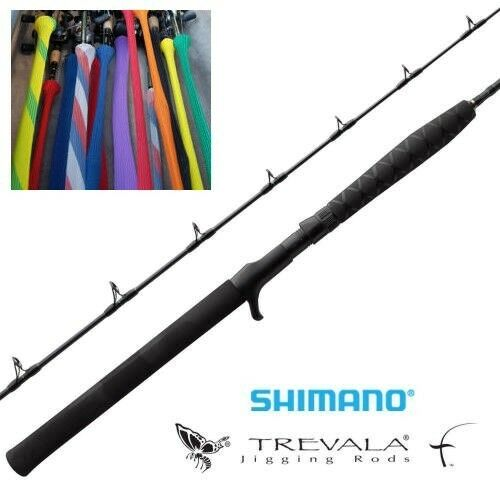 Shimano Trevala  F 5' 8  Jigging Casting Fishing 1pc Rod XX Heavy Model TFC58XXH  best service