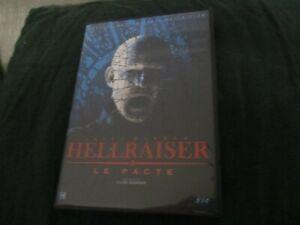 DVD-NEUF-034-HELLRAISER-LE-PACTE-034-film-d-039-horreur-de-Clive-BARKER
