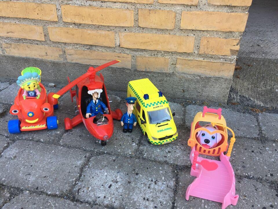Blandet legetøj, Biler, Biler