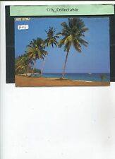 P046 # MALAYSIA PICTURE POST CARD * TIOMAN ISLAND BEACH