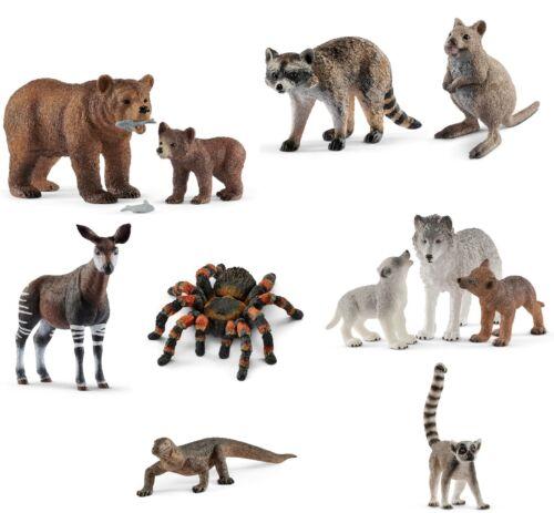 Schleich Wild Life Januar Neuheiten 2019 zur Auswahl Sofort lieferbar